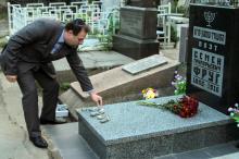 Первый секретарь посольства Государства Израиль в Украине, директор Израильского культурного центра в Одессе Болеслав Ятвецкий