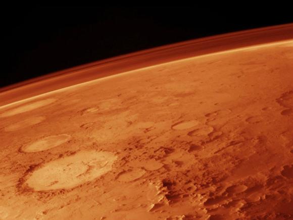 НаМарсе найдено подходящее место для жизни