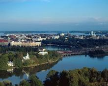 Финляндия, город Турку. Фото: suomik.com