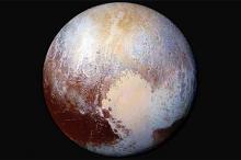Карликовая планета Плутон. Фото: JHUAPL / SwR / Zumapress / Globallookpress.com