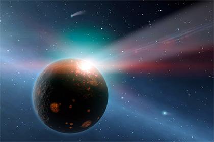 Благодаря комете, 55 млн лет назад наЗемле резко увеличилась популяция млекопитающих