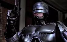 Робокоп из одноименного фильма
