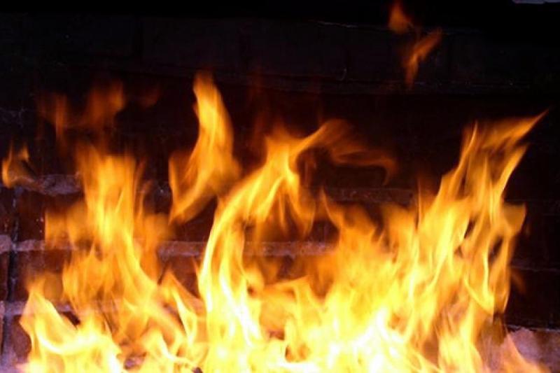 Впожаре вОдесской области пострадала девушка