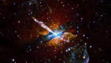 Фото: U.Birmingham/M.Burke et al./CXC/NASA