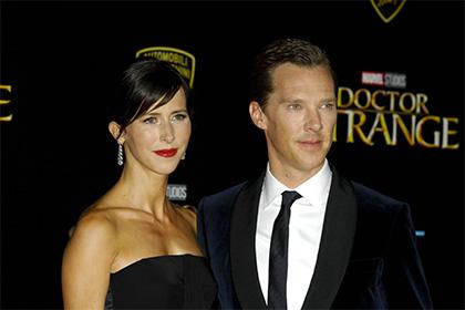 Звезда сериала «Шерлок» Камбербэтч во 2-ой раз будет отцом