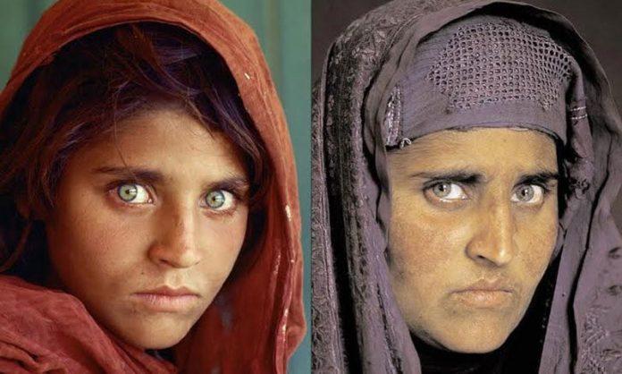 ВПакистане арестовали девушку известную пофотографии наобложке National Geographic