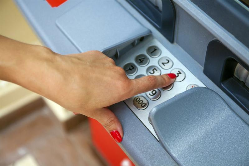 Беспроцентное снятие денег в банкоматах страны