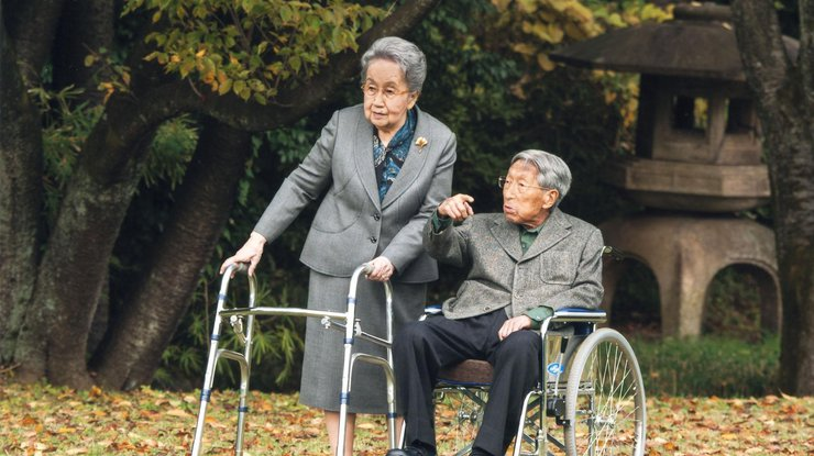 Старейший член японской императорской семьи скончался на101-м году жизни