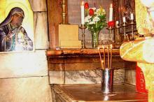Гроб Господень. Храм Воскресения Христова в Иерусалиме. Фото: adriatikus / Wikipedia