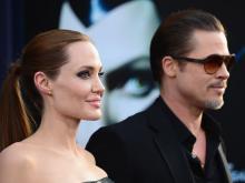 Брэд Питт и Анджелина Джоли. Getty Images. Фото: Ф.Гаррисон