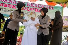 Фото: Fachrul Reza / Zumapress / Globallookpress.com