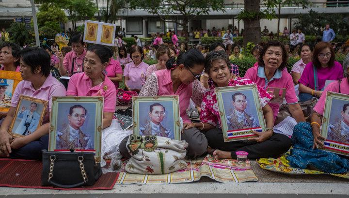 Кронпринц Вачиралонгкорн будет королём Таиланда 1декабря