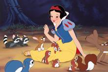 Кадр из мультфильма «Белоснежка»
