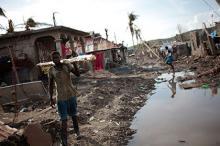 Последствия урагана на Гаити. Фото: Andres Martinez Casares / Reuters