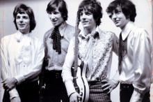 Состав группы Pink Floyd в 1964-1968 годах. Global Look