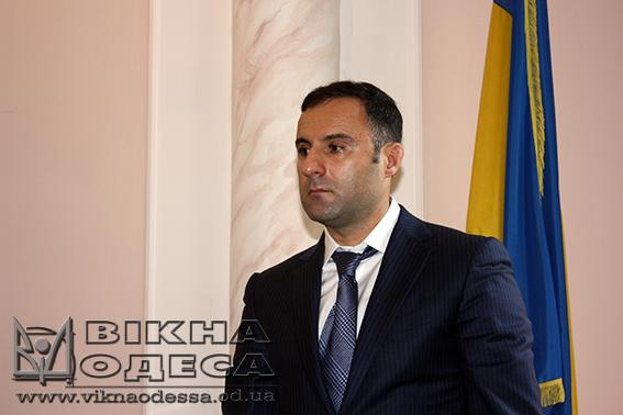 Глава милиции Одесской области подал вотставку