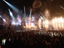 На церемонии MTV Europe Music Awards Getty Images. Фото: И.Гаван