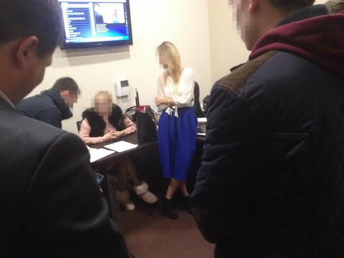 СБУ: Гражданка Российской Федерации организовала конвертцентр вОдессе