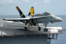 F/A-18 Hornet. Фото из Википедии