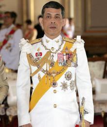 Наследник таиландского престола. Фото с сайта glamurchik.org