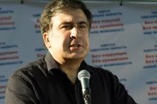 Михаил Саакашвили. Фото Олега Владимирского (архив)