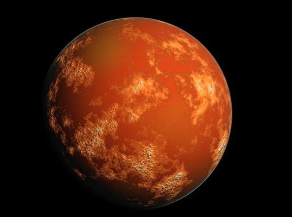 Ученые узнали, чтобы стало сЗемлей, если небылобы Марса