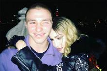 Рокко Джон Ричи и Мадонна. Фото: @madonna