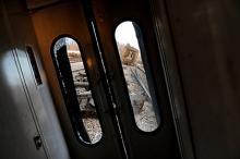 Крушение поезда, архив. Фото: Xinhua / Globallookpress.com