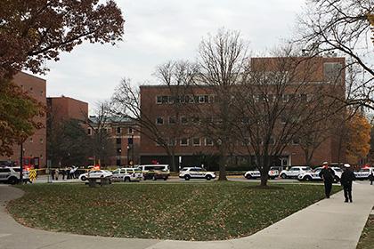 Один человек умер при стрельбе натерритории университета вОгайо