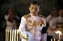 Маха Вачиралонгкон. Фото: Athit Perawongmetha / Reuters