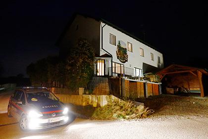 ВАвстрии женщина расстреляла свою семью