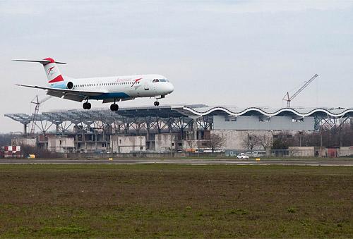 Одесский аэропорт будет закрыт 2декабря до14 часов