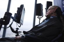 Стивен Хокинг. Фото: Lucas Jackson / Reuters