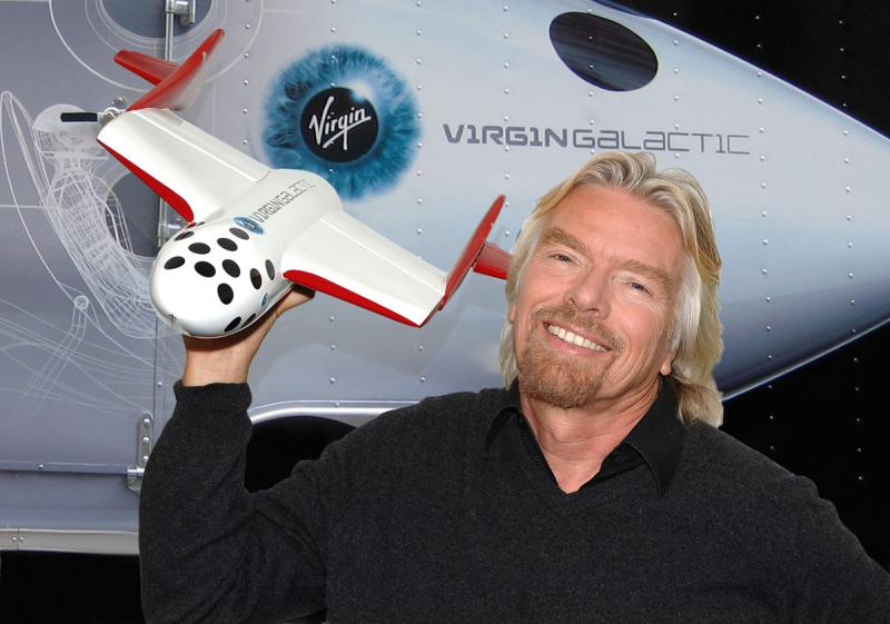 Virgin Galactic удачно проверила новый космический корабль для туристов