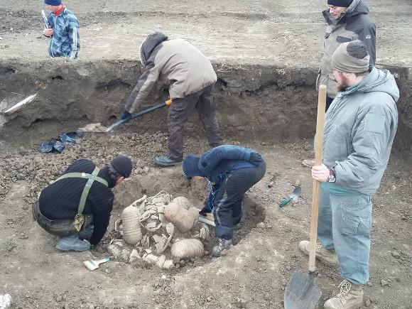 Третий рейх захоронил натерритории Адыгеи сундук счерепами неизвестных существ