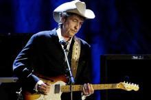 Боб Дилан. Фото: Robert Galbraith / Reuters