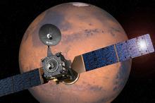 Станция ExoMars. Изображение: ESA