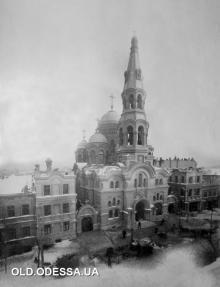 Храм Ильи Пророка, 1900-е гг.
