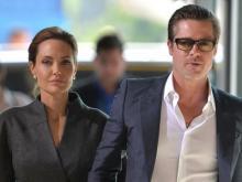 Анджелина Джоли и Брэд Питт. Фото: Global Look Press