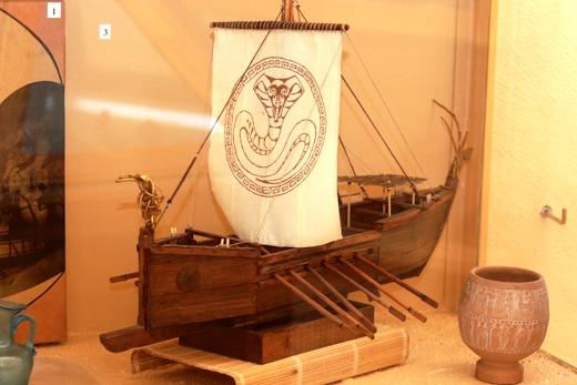 Музей истории судоходства вОдессе