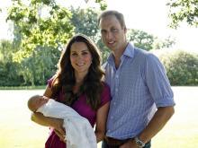 Уильям, Кейт и Джордж