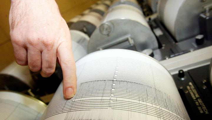 Сейчас вСША: случилось очередное землетрясение
