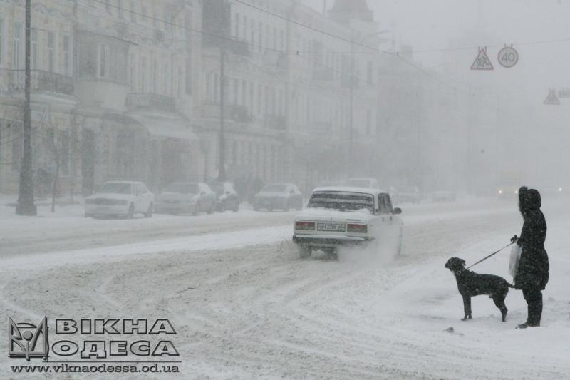 ВОдесской области объявили штормовое предупреждение