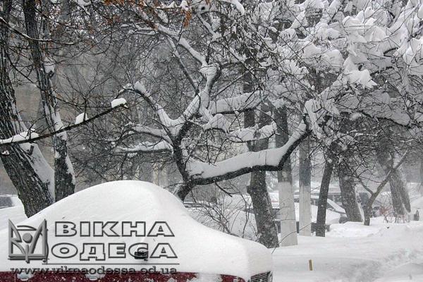 Непогода обесточила десятки населенных пунктов вОдесской области