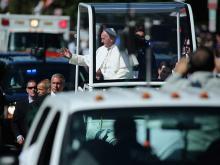 Папа Римский Франциск. Getty Images. Фото: Ч.Сомодевилла