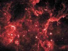 Фото: NASA / IPAC / MSX