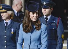 Герцогиня Кембриджская Кэтрин. Фото: Global Look Press