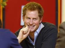 Принц Гарри. Фото: Global Look Press