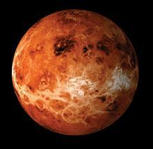 Венера. Фото: Nasa / Globallookpress.com