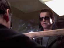 Кадр из фильма «Терминатор - 2»